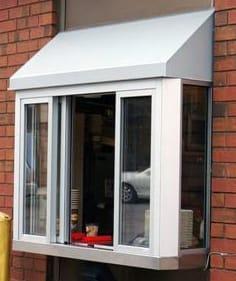 Custom Cashier Windows