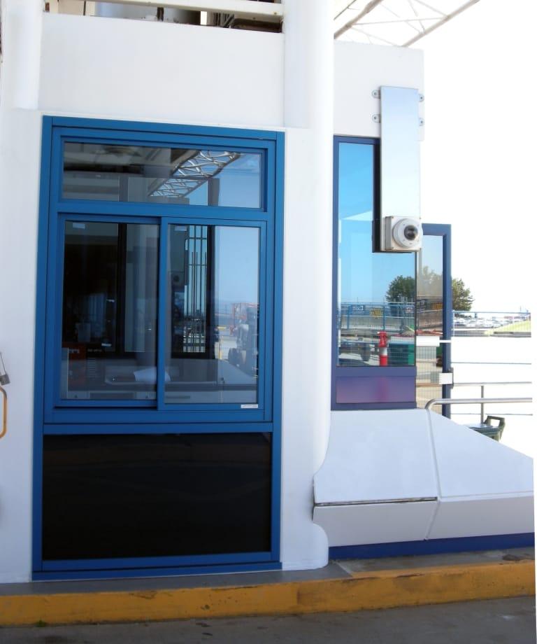 Pharmacy Drive-Thru Window - W Series
