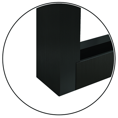 Black Anodized Aluminum copy